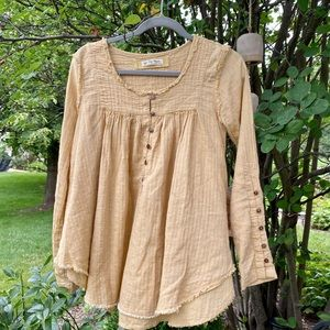 Free people, We the free Sand dune Henley